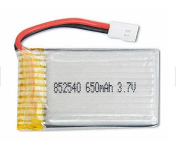 30c high discharge rate lipo 3.7v 650mah drone battery