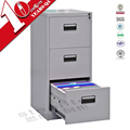 3 Drawer Metal Cole Steel File Filing Cabinets