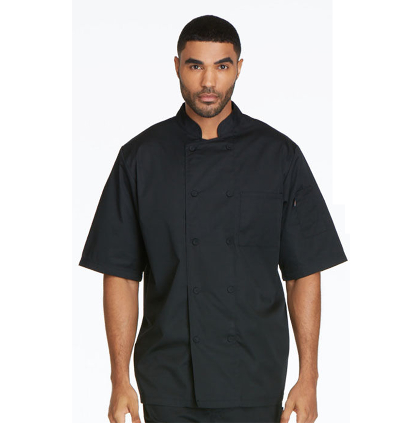 Men's chef clothing hotel western-style food chef uniform Apparel jacket