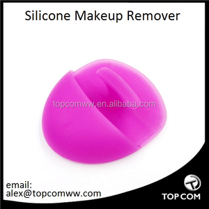 Silicone Makeup Cleaner Brush Precision Pore Cleaning Pad Anti-slip Blackhead Remover Facial Cleansing Friction Pad