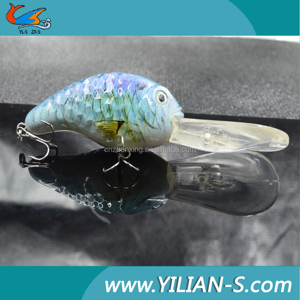 New products 2016 artificial lures trulinoya lures crappie for Fishing lure selector