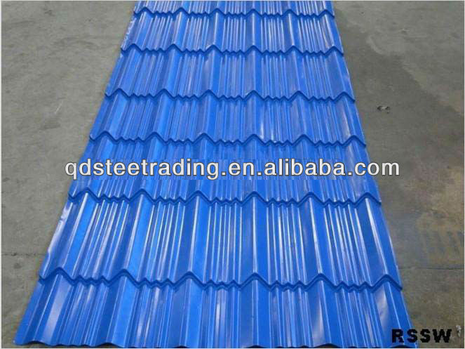 galvanized roof title