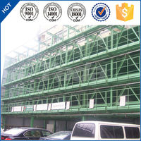 china classical automated low price mechanical car parking system