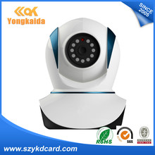 YKD-IPDH08 RJ45 CMOS H.264 1.3M Pixe HD 720P 802.11 b/g/n Wireless IP Camera