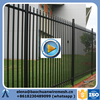 8Ft x 5Ft Spear Head Welded Steel Fence / black aluminum fence