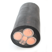 china manufacturer power supply electric flexible power mining cable for coal equipment