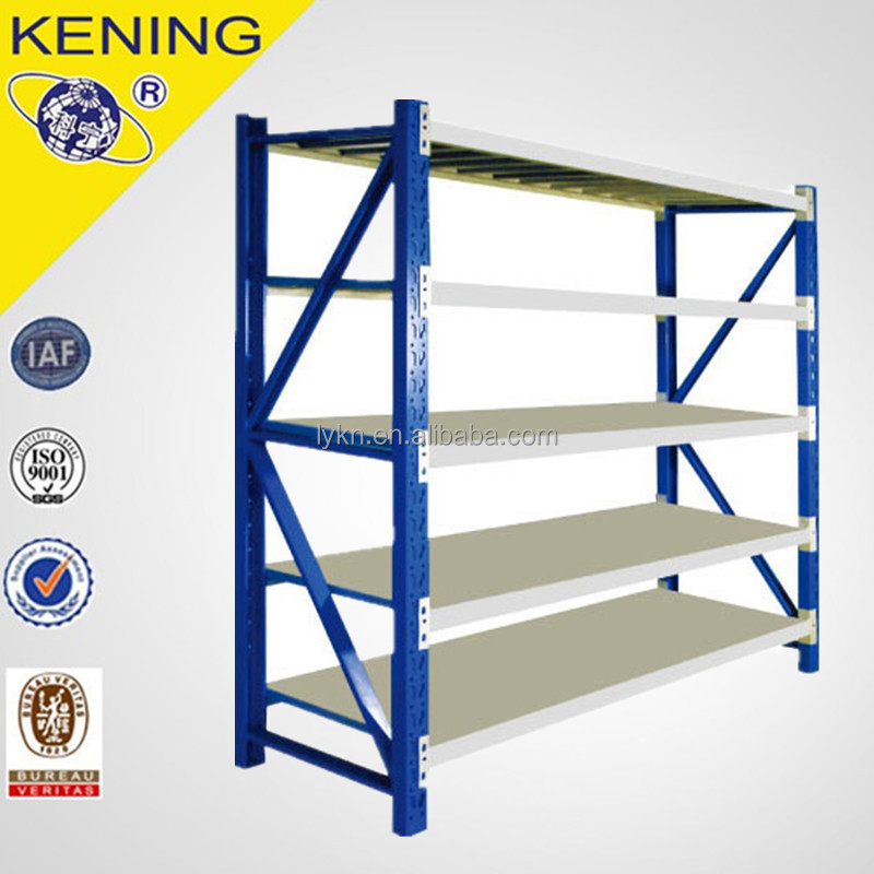 shelving and pallet storage metal rack