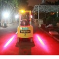 Highly cost effective forklift light led RED zone warning lights