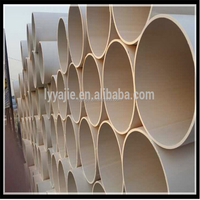 food grade 400mm pvc water pipes for sale