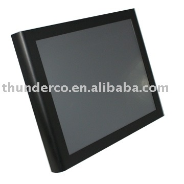 "15"" XGA Touch Screen Industrial LCD Display (Chassis Case VESA Mounted)"