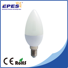 2015 Summer promotion Cost Effective E14 3W 5W C37 led candle light USD0.5-1.0