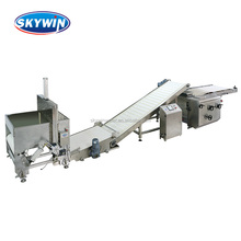 Skywin China Advanced 100% Sale Service Automatic Dough Feeding System For Biscuit Production Line
