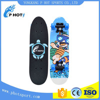 high quality maple deck mini skate board longboards off road skateboard wheels