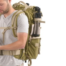 Earth Explorer: Large Backpack 2-3 DSLRs & Laptop