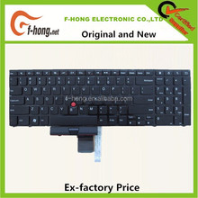 Genuine Original NEW For IBM Lenovo thinkpad Edge E520 Edge E525 Series laptop keyboard