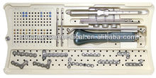 Locking Phalanges Metacarpal Bone Plate Nail Box-Surgical instrument set
