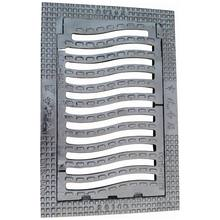 Free sample best price cast iron trench drain grates