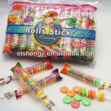 ROLLS STICK HARD CANDY