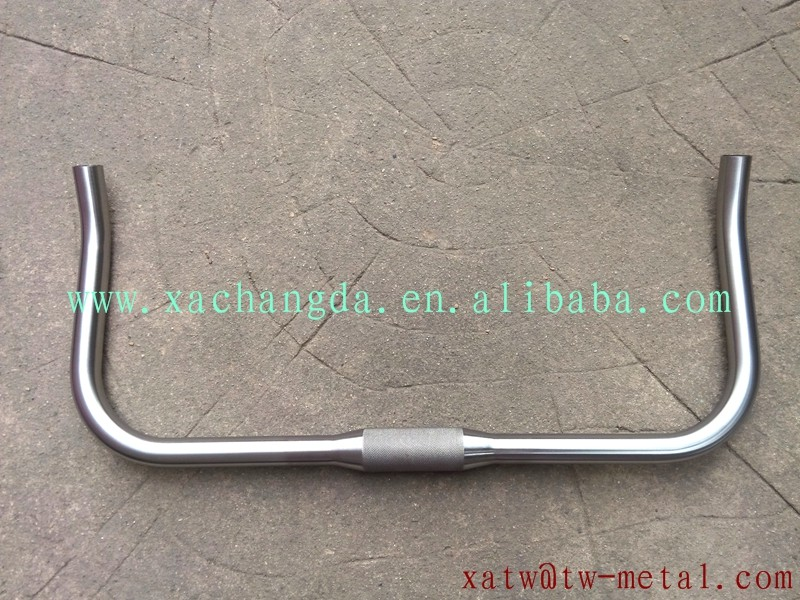 titanium TT handle bar titanium race handlebar customize bicycle handle bar