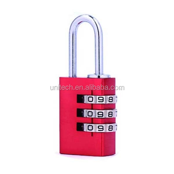 21mm 3 dial top security locks,different kinds of locks