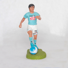 Best Resin Decoration Football Player Bobble Head Dolls