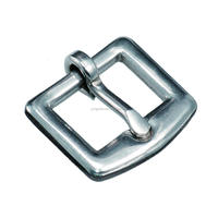 Equestrian Stainless Steel Saddle Girth Buckle