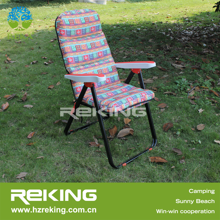 Canton Fair outdoor folding chair adjustable position