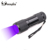 UV Money Detector LED Flashlight, 9 LED 365-370nm UV LED Torch, Multi-Function UV Blcklight Flashlight