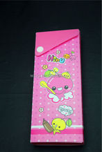 cartoon plastic box make of PP,PVC pencil case