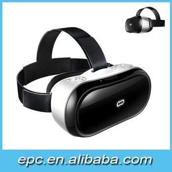 VR headset New arrival! Quad core VR all in one Virtual Reality vr box 2016