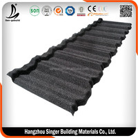 Color Steel Plate Roofing Tiles For House