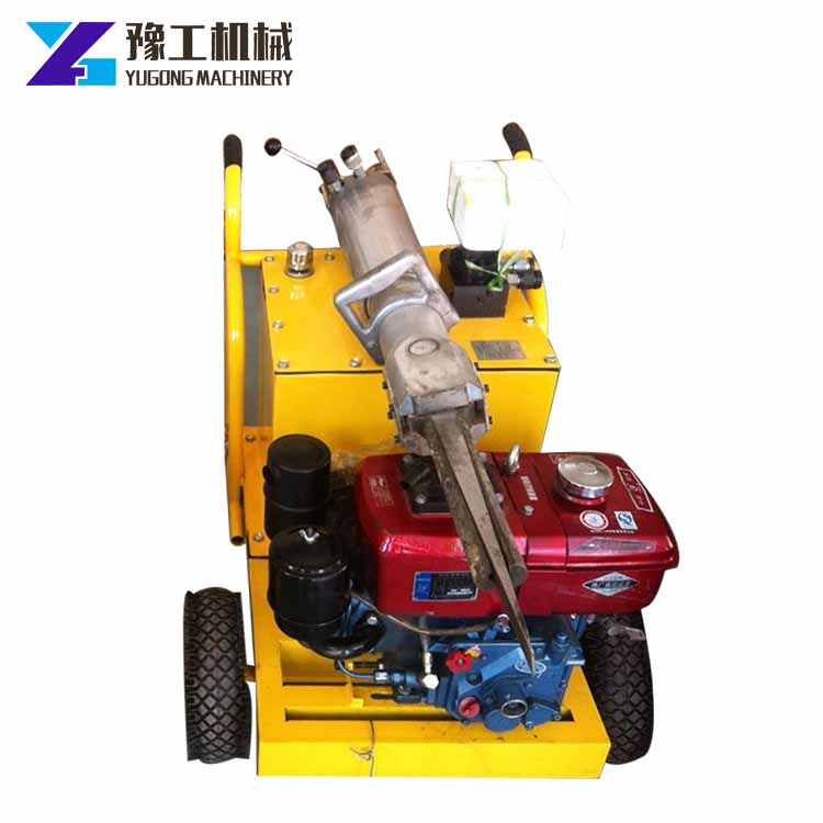 Yugong cheapest big <strong>hole</strong> hydraulic rock splitter