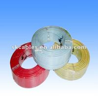 Alibaba hot sale single core 1.5 sqmm 2.5sqmm 4sqmm pvc wire for building