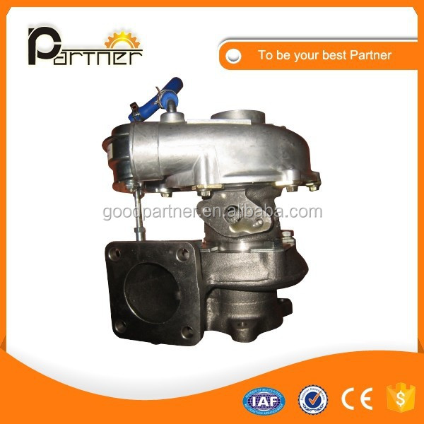 RHB5 129908-18010 turbocharger for Yanmar 4TNV98T
