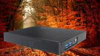 Perfect HTPC system with dual core celeron J1900 cpu 3 LAN, 2 COM 1080P HDMI VGA