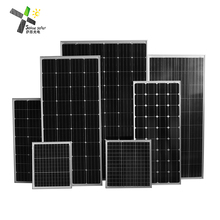 High efficiency mono poly solar panel 250w 300w 350w for solar air conditioner