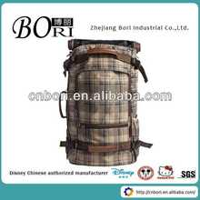 Profession Wholesale Promotional Packsack frosted zipper vinyl bag