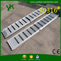 High quality aluminum ramp 7ft ramp motorcycle parts