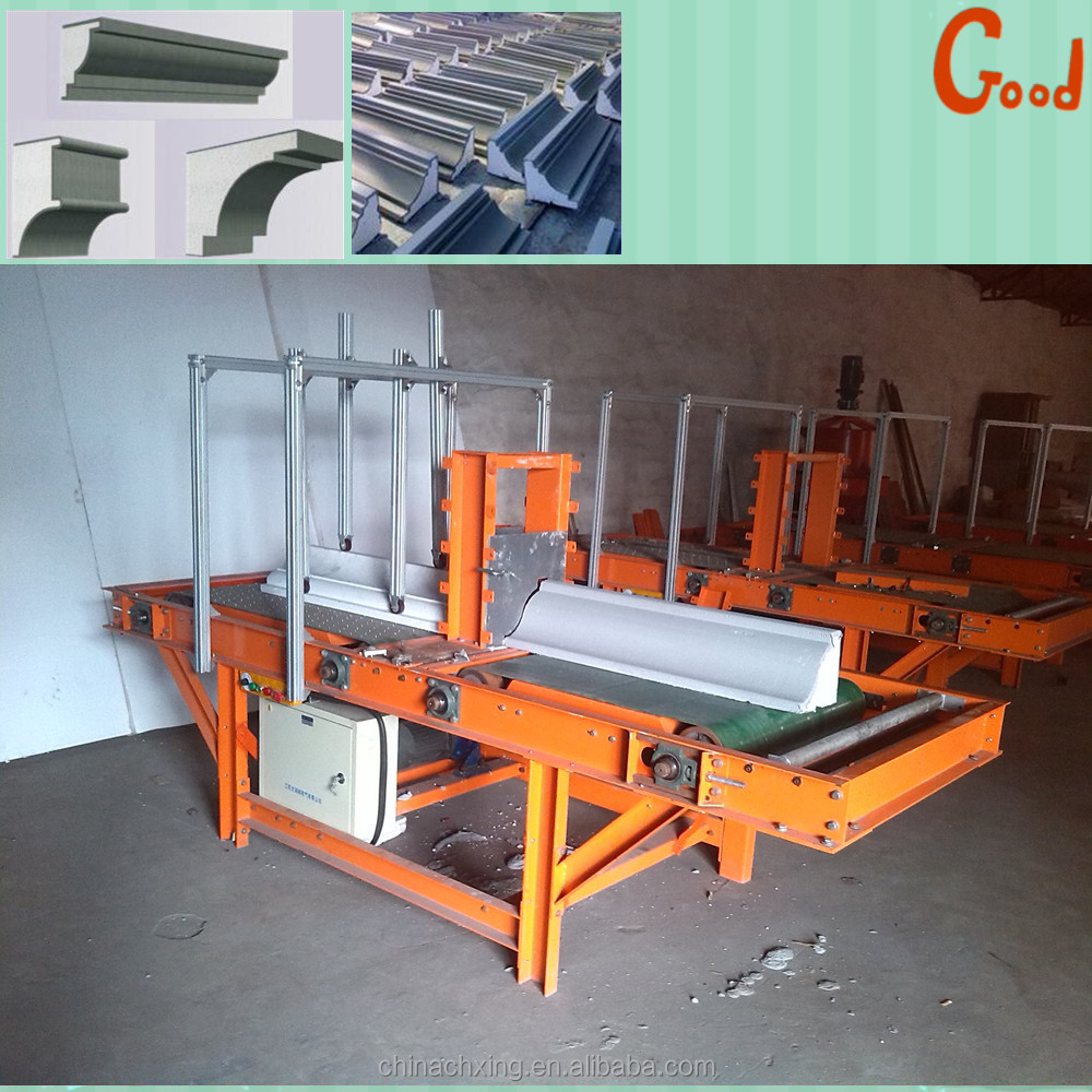 coating polystyrene foam machine to make eps foam lines for construction