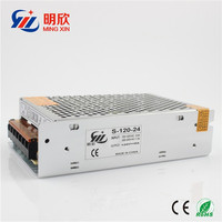 Electrical Equipment 120W Power Supply 24v