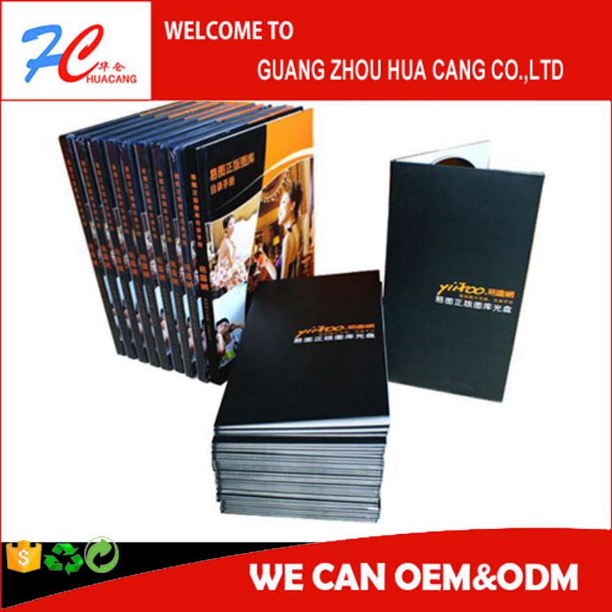 High Quality Full Color Catalog/Brochure/Travel Book
