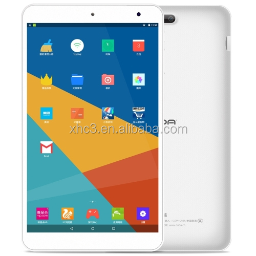 Newest design ONDA V80 Octa-core Tablet 8.0 inch HD Screen 4K Vedio Decoding tablet pc