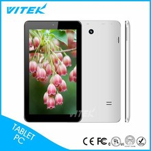 Wholesale china game 7 inch smart android tablet pc with voice call