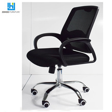 wholesale black recliners plastic back supports staff executive mesh office chairs