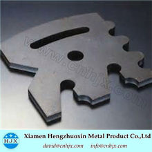 Customized 1mm to 20mm High Precise Metal Building Materials laser cutting parts