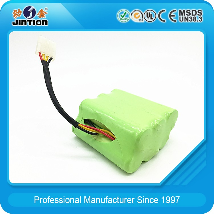 7.2V NiMH Battery Pack for Neato XV series Robot Vacuum Cleaner with 4000mAh