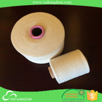 Factory directly price 80% polyester 20% viscose spun yarn raw white