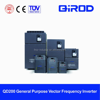Top quality 37kw 50HP 3 Phase 380V AC Drive Price/Frequency Inverter/VFD with CE & TUV