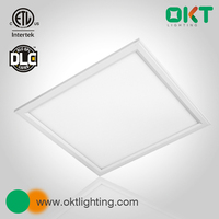For kitchen intertek recessed dimmable flat led panel lighting