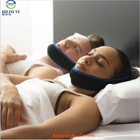 Top selling products in alibaba Professional full head Anti Snore Belt ,Neoprene Anti Snore strap